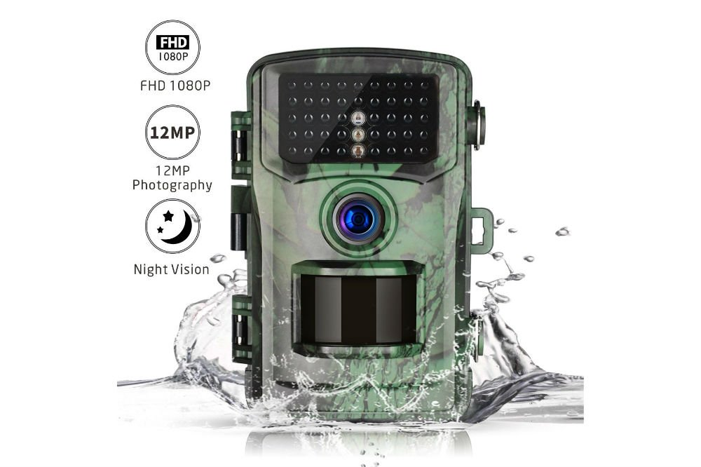 Toguard 12MP 1080P Wildlife Scouting Hunting Camera Review