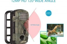 The Crenova 12MP 1080P HD Game & Trail Hunting Camera: Give Your Game an Edge