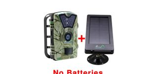 My Animal Command's Solar Trail Cameras For Security and Surveillance Purposes