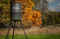 Wildgame Innovations Deer Feeder With Spinner Plate