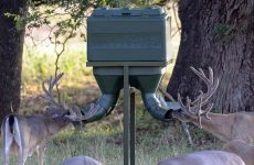 Best texas hunter deer feeders