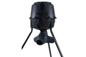 30 Gallon Moultrie Gravity Feeder for Deer (Review)