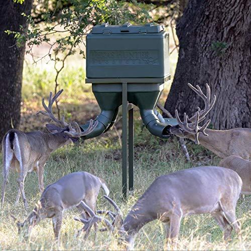 Best texas hunter deer feeders