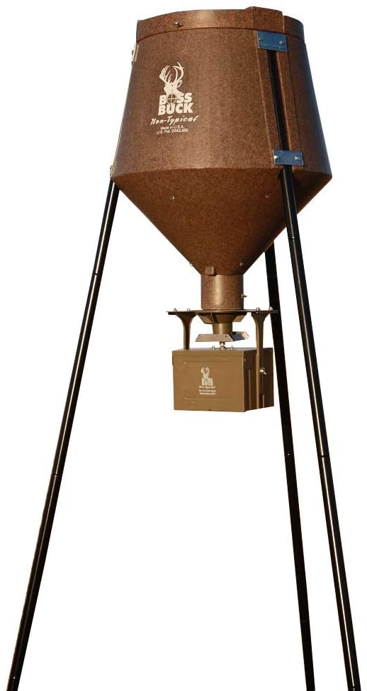 Boss Buck Automatic Deer Feeder