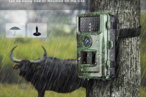 TOGUARD Trail Camera 16MP 1080P Game Hunting Cameras